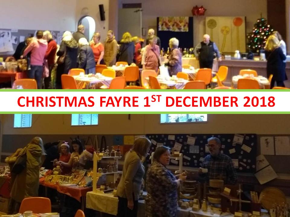 Christmas Fayre 1