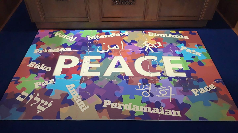 Peace Jigsaw