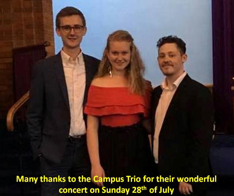Campus Trio